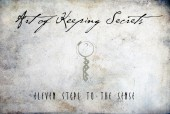 "Art of Keeping Secret izdod albumu ""Eleven Steps to the Sense"""